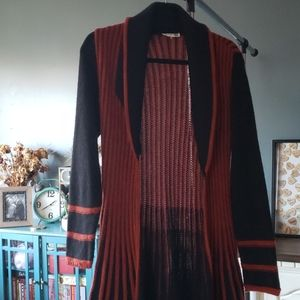 Oreya long cardigan